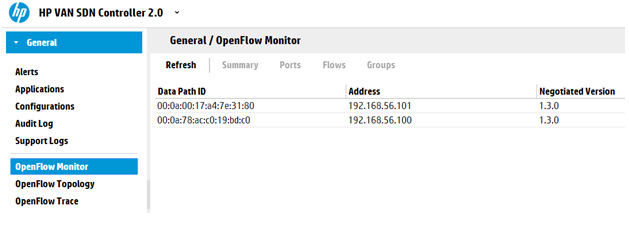 hp-sdn-OpenFlow-Monitor
