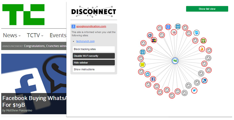 visual-map-disconnect-me