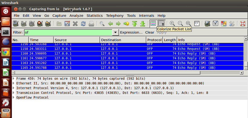Wireshark on Mac